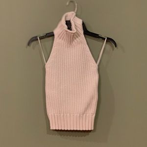 5 for $25 - Halter Sweater Tank